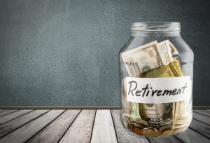 Call us with questions about your retirement plan.