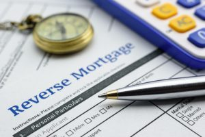 reverse mortgage paper